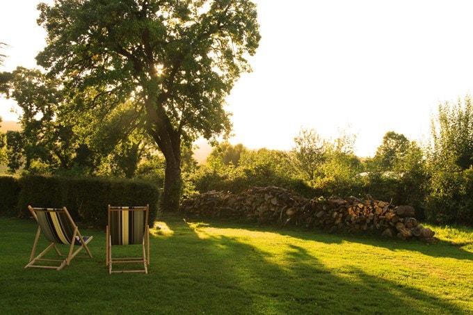 Le jardin de la roquette