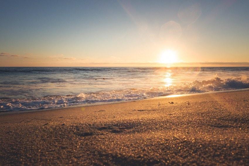 La mer à 5 minutes